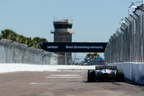 IndyCar Grand Prix of St. Petersburg - Qualifying Results