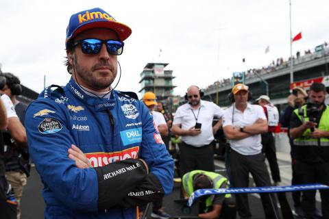 Alonso misses Indy 500 after last gasp run by Kaiser