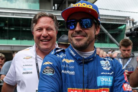 McLaren's relationship with Alonso 'never been stronger'