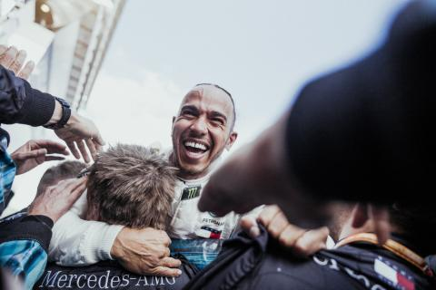 Hamilton calls Spain F1 win 'a rejuvenating experience'