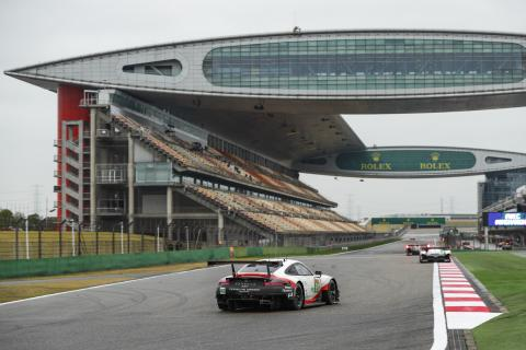 WEC 6 Hours of Shanghai - FP2 Results
