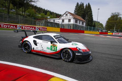 WEC 6 Hours of Spa - Qualifying Results