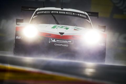 WEC 6 Hours of Spa - Race Results