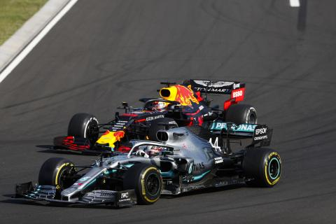 Mercedes needs to 'reinvent' itself in F1 engine battle