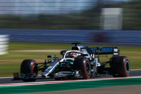 """Mercedes: Two-stopping Hamilton was """"50-50 call"""""""