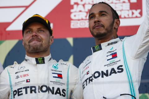 Can Bottas finally beat Hamilton in F1 2020?
