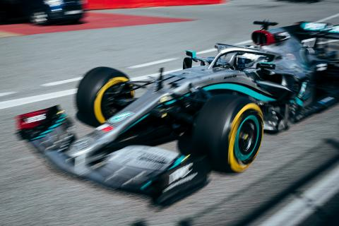 Who's hot and who's not after the first F1 pre-season test?