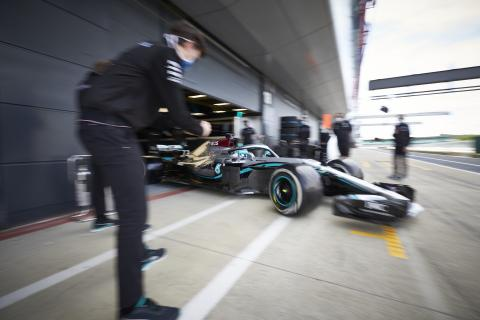 How teams will tackle the logistics challenge of F1's 'new normal'