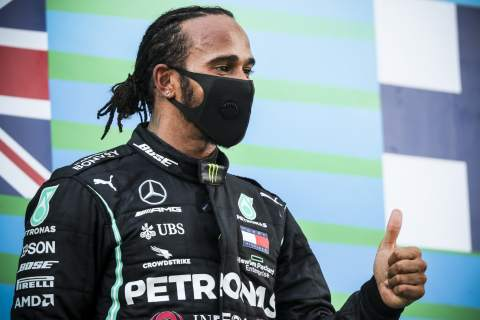 How Lewis Hamilton reached his 'highest form' in F1 Spanish GP