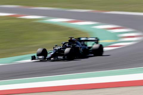 """F1 drivers would """"love"""" to return to 'old-school' Mugello"""