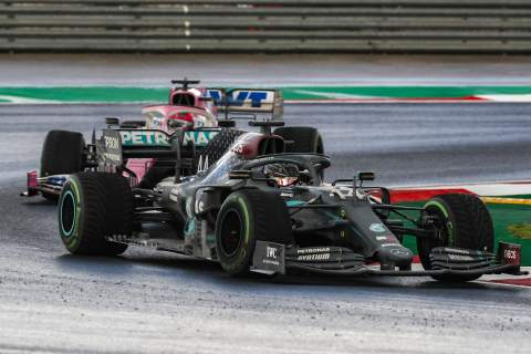 Hamilton relishing battle against 'stronger' Red Bull F1 team with Perez