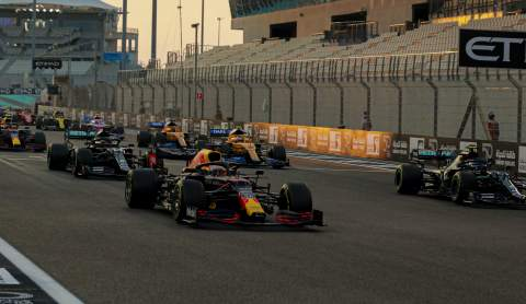 F1 in talks with Amazon over deal to stream races - report