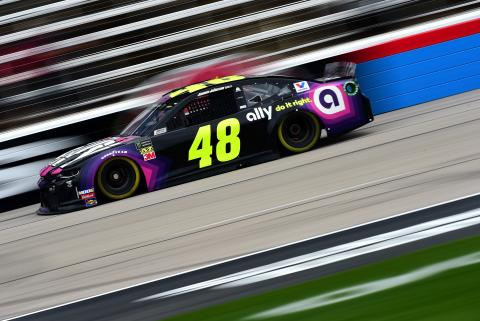 O'Reilly Auto Parts 500 at Texas Motor Speedway - Starting Lineup