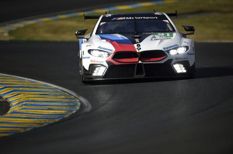 24 Hours of Le Mans - Hour 4 Results
