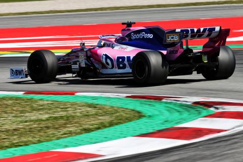 Spain F1 In-Season Test Times - Wednesday 4pm