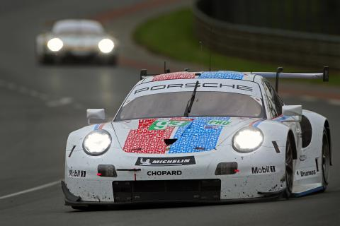 24 Hours of Le Mans - Hour 23 Results