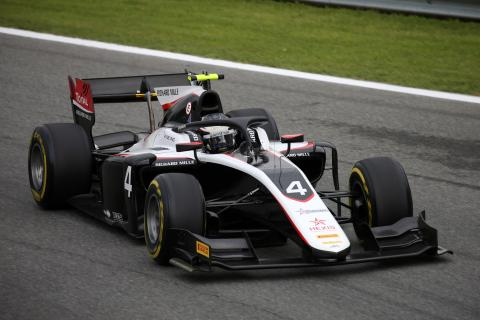 Formula 2 Russia - Qualifying Results