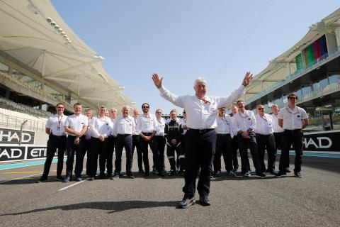 EXCLUSIVE: Herbie Blash (Former F1 deputy race director) Interview