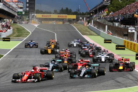 When is the F1 Spanish GP and how can I watch it