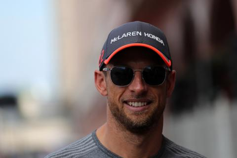 Button: McLaren disappointment caused by high targets