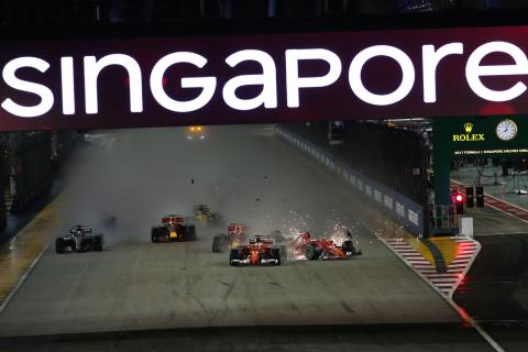 When is the F1 Singapore Grand Prix and how can I watch it