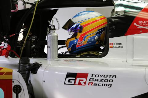 "Toyota buoyed by Alonso, focus on ""unconventional situations"""