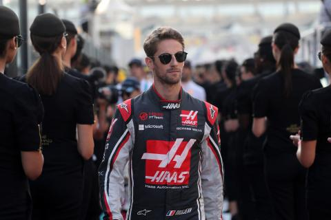 Grosjean interview: Serving F1, its uncertain future and racing teenagers
