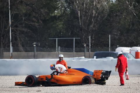 McLaren: F1 testing reliability issues now resolved