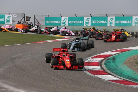 When is the F1 Chinese Grand Prix and how can I watch it?