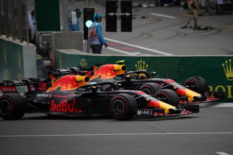 F1 Gossip: Baku crash played role in Ricciardo's Red Bull exit