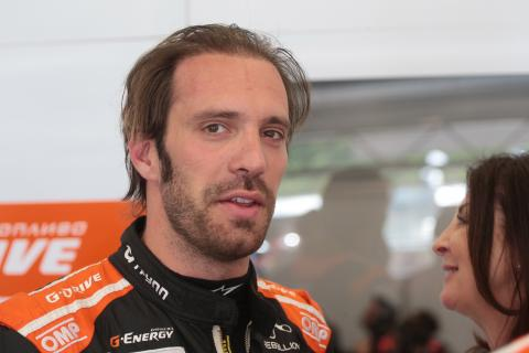 Vergne extends G-Drive contract for 2019