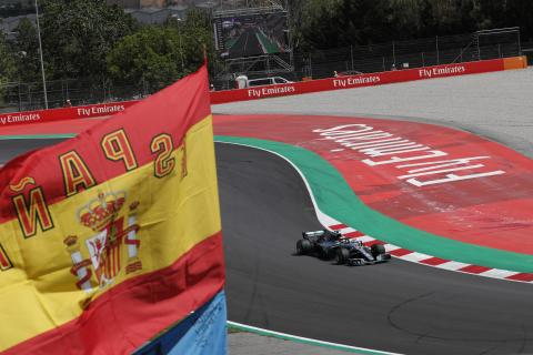 Spanish Grand Prix - Race results