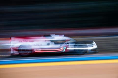 Hypercar WEC rules outlined for 2020-2021