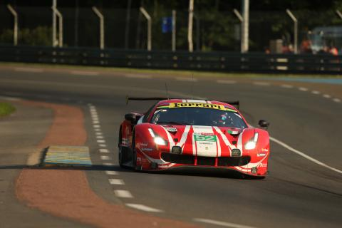 Derani confirmed for Le Mans return with Risi Competizione