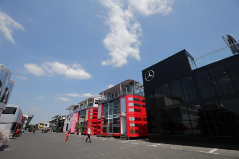 F1 Paddock Notebook - French GP Friday