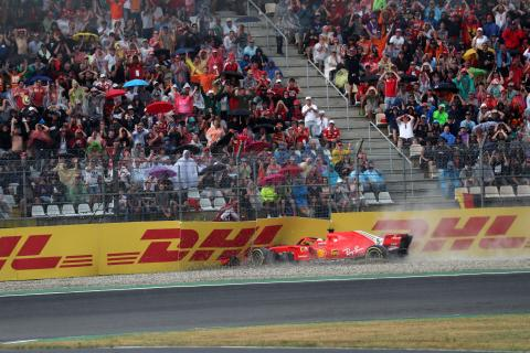 Vettel: 'We have got to make up for last year' at Hockenheim