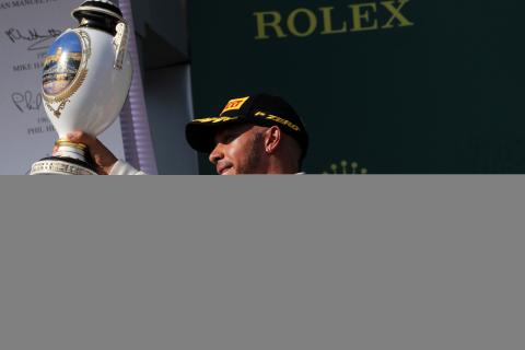 Hamilton takes sixth Hungary win, strategy miscue costs Vettel