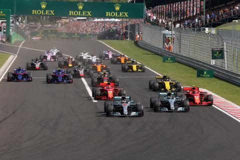 When is the F1 Hungarian GP and how can I watch it?
