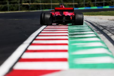 Hungary F1 test times - Tuesday 12 noon