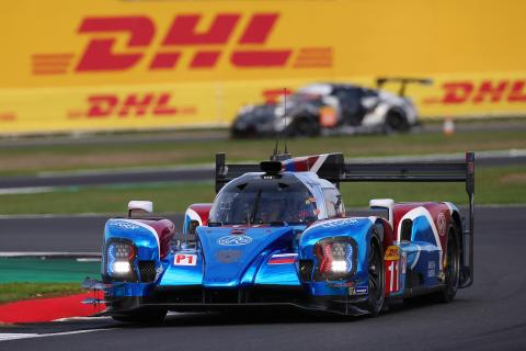 Button's home podium hopes end in early DNF