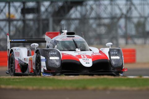 Alonso tops final Silverstone WEC practice