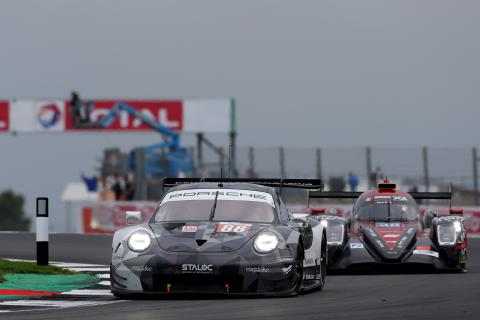 WEC 6 Hours of Silverstone - Hasil Race