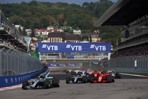 When is the F1 Russian Grand Prix and how can I watch it?