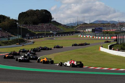F1 Driver Ratings - Japanese Grand Prix