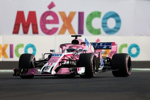 """Perez fears """"50 year"""" absence of Mexico F1 race if dropped"""