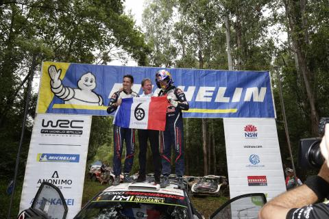 Latvala takes Rally Australia win, Ogier seals 2018 title