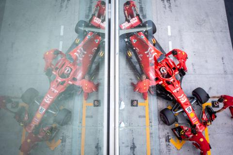 Ferrari president refutes F1 team management 'overhaul'
