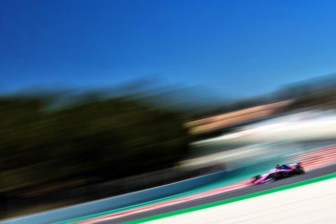 Barcelona F1 Test 2 Times - Friday 5pm