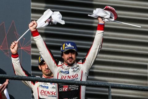 Alonso: WEC crownwouldn't be on par with F1 titles