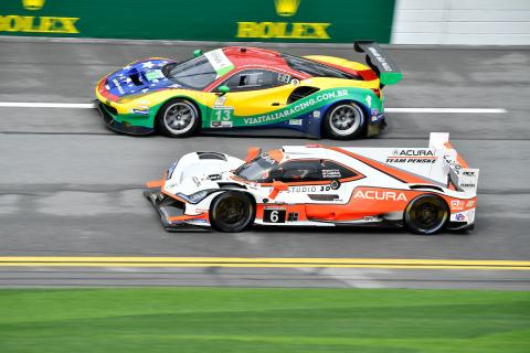 2019 Rolex 24 at Daytona - Qualifying Results